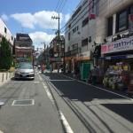 梅ヶ丘商店街
