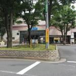 梅ヶ丘駅前ロータリー